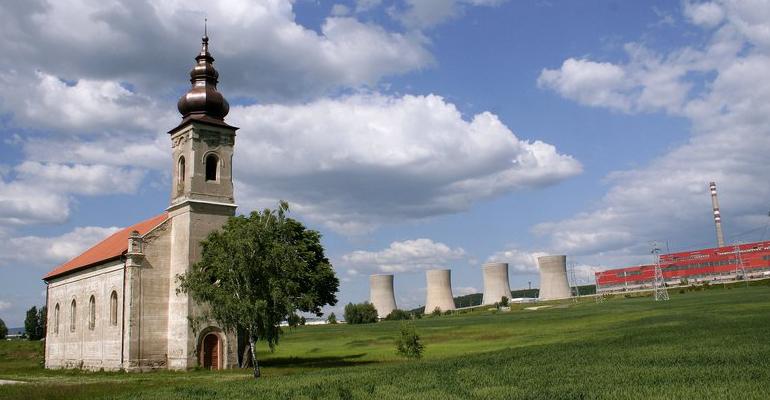 nucleare Mocovche Slovacchia