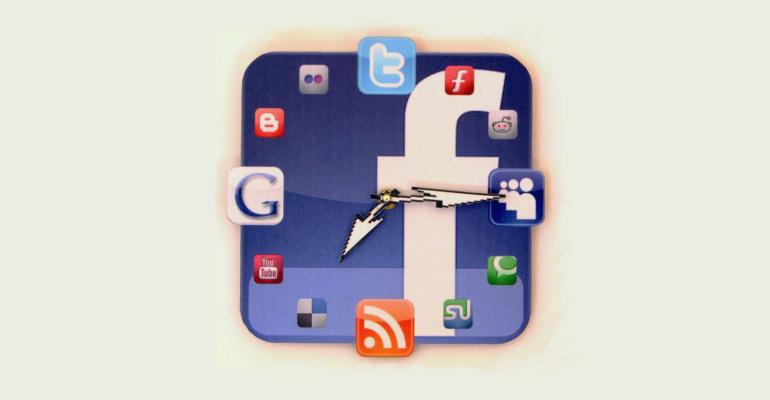 facebook orologio
