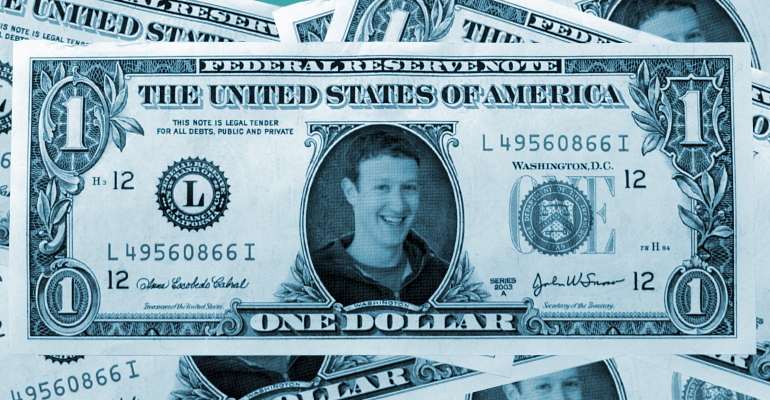 zuckerberg dollaro