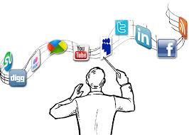 business e social media