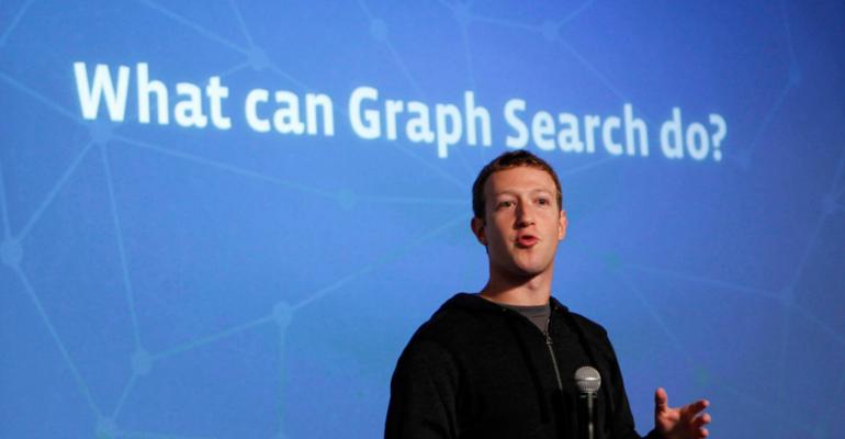facebook graph search zukerberg