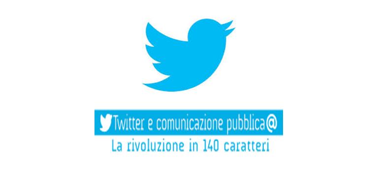 Twitter e comunicazione pubblica Cirullo