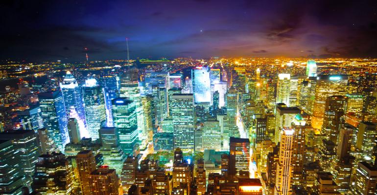 elettricità e smart city