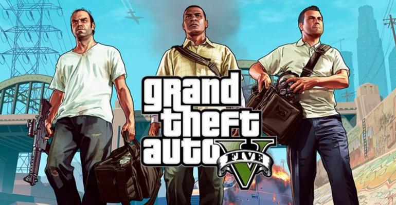 GTA5 games Grand Theft Auto