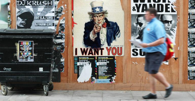 zio sam I want you