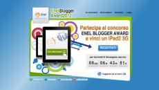 enel blogger award