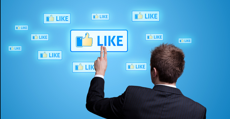 facebook like social network