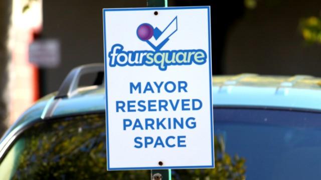 foursquare parking