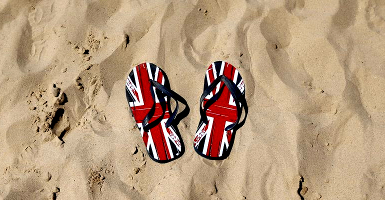 uk english beach