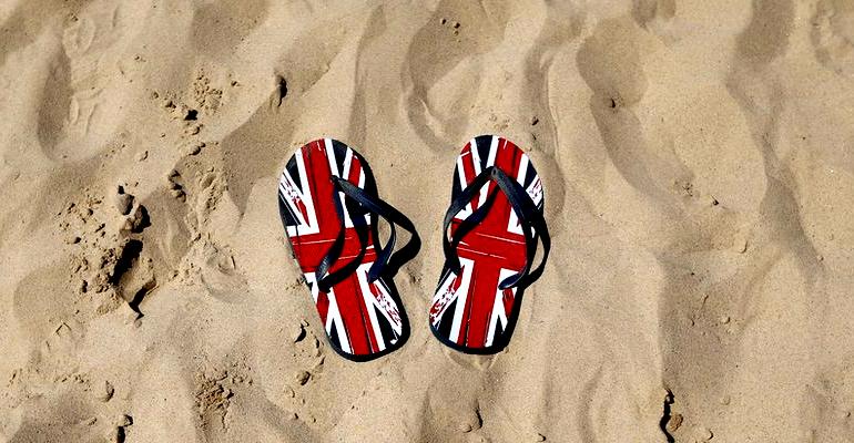 uk english beach