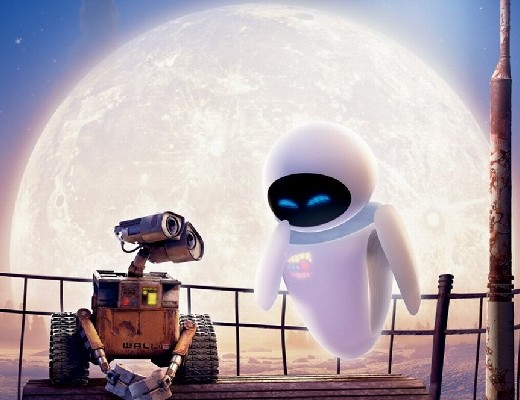 Wall-e Eve robot