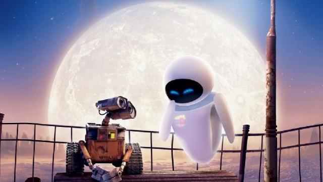 Wall-e Eve robot