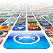 App store Apple e Google